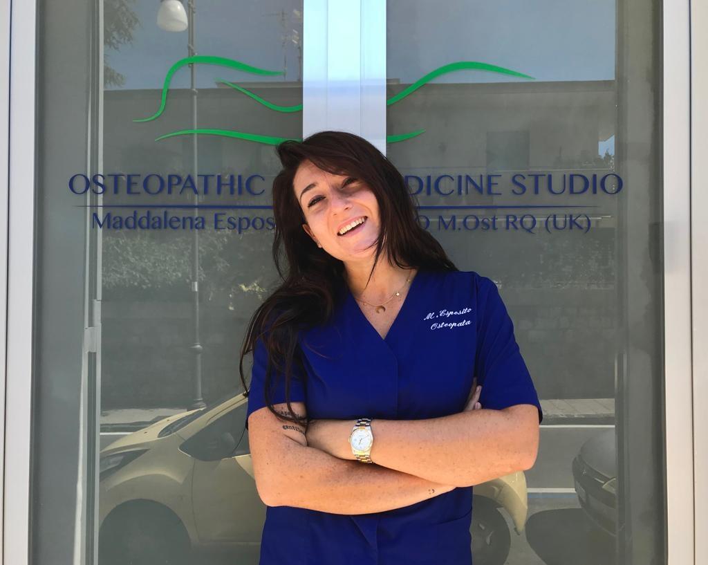 Osteopathic Medicine Studio di Maddalena Esposito